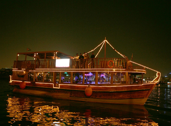 We Were Surprised About This Dhow Cruise