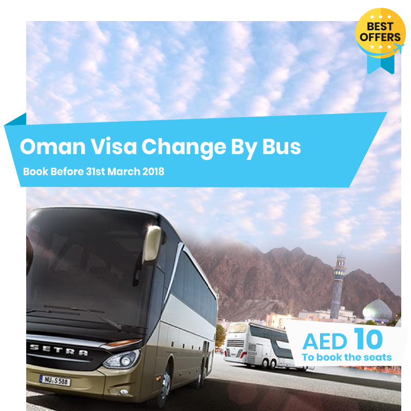 Oman Bus Image