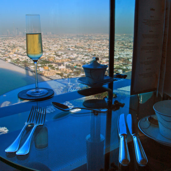 Burj Al Arab Drinks
