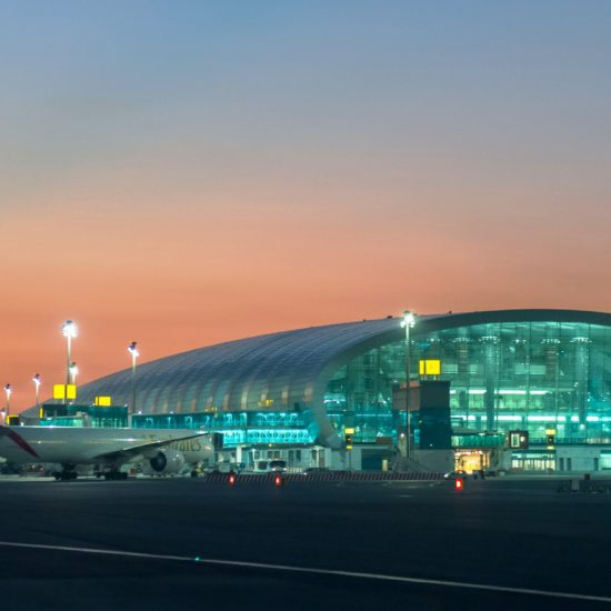 DXB-International Airport