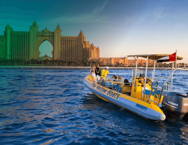 Yellow Boat Pt