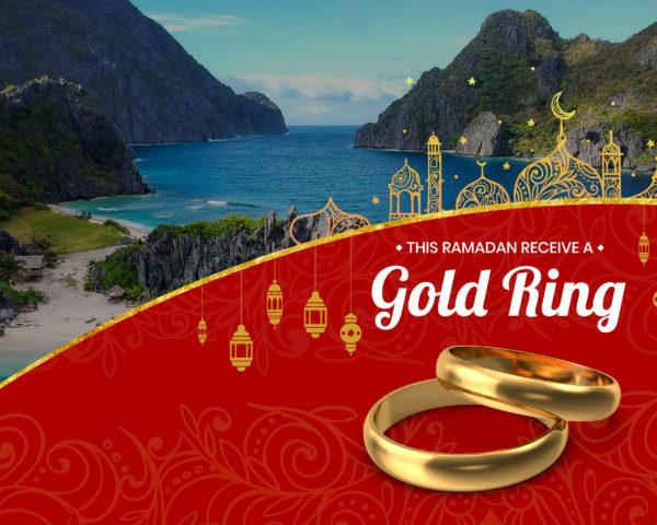 Ramadan Ring For Promo