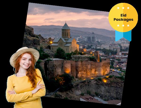 Tbilisi Eid Package