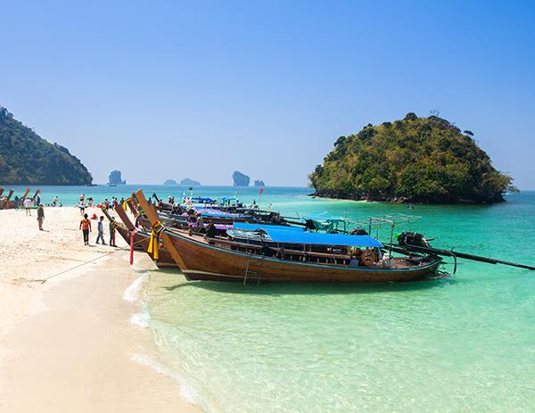Thailand Eid Package