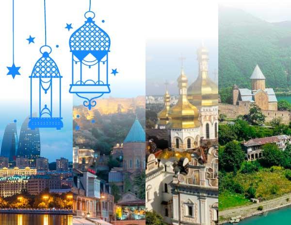 Eid holidays Destinations