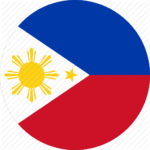 Flag Of The Philippines Circle 512