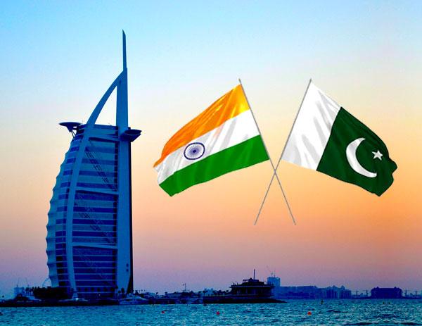 Pak Inida UAE visa