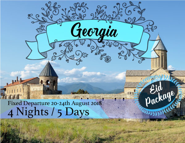Georgia Eid Package
