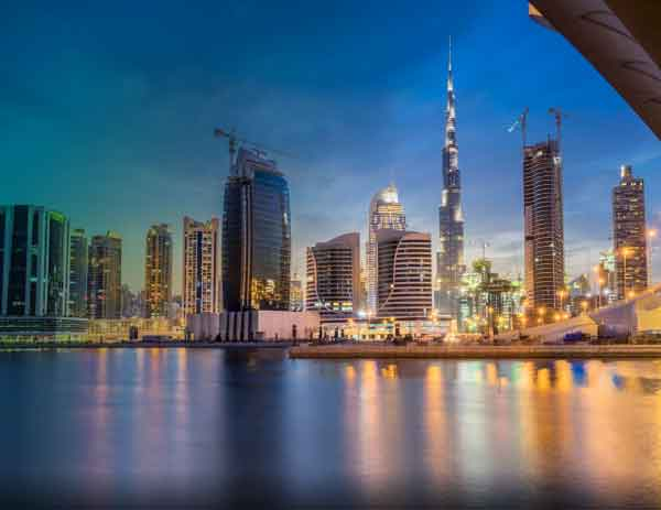 90 Days UAE Visa Package