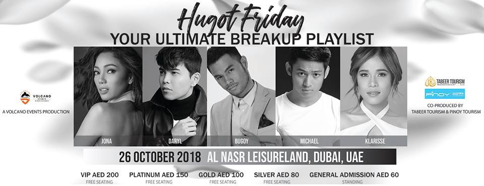 Hugot Friday Event
