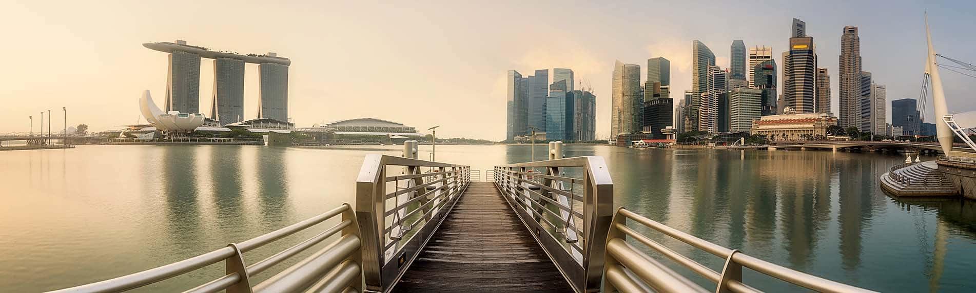 Singapore City Tour With Guide Bg