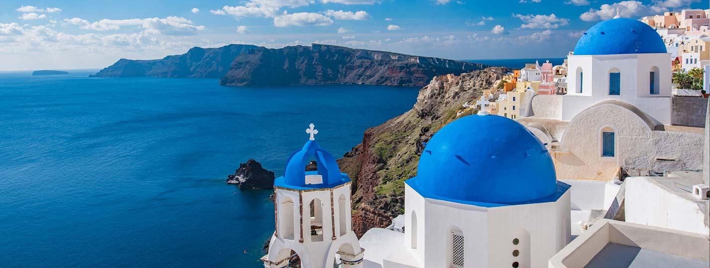 Visa For Greece Banner