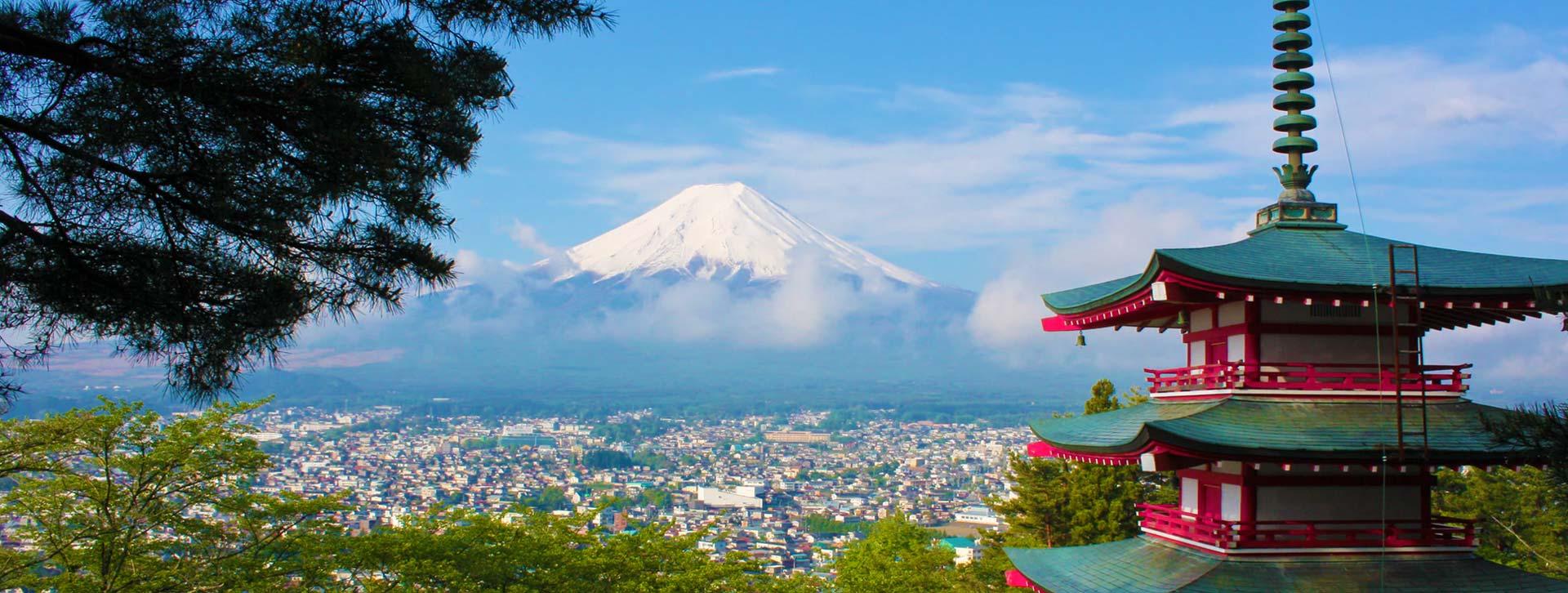Visa For Japan Banner